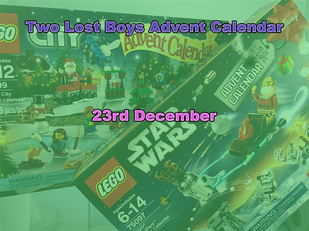 Two Lost Boys Advent Calendar 23rd December