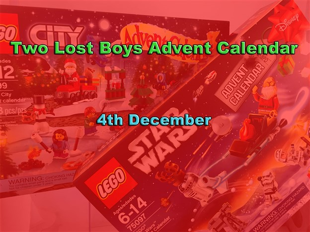 Two Lost Boys Advent Calendar 4th December