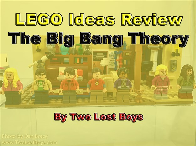 LEGO Ideas Review - The Big Bang Theory