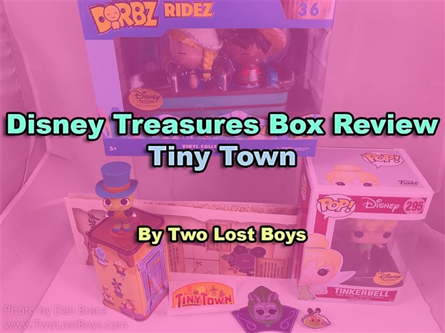 Disney Treasures Box Review - Tiny Town