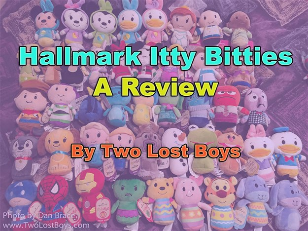 Hallmark's Itty Bitty Collection - A Review