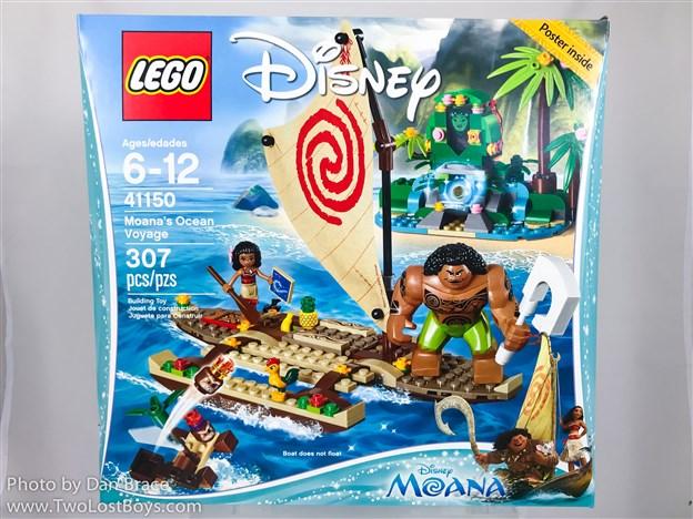 LEGO Disney Moana Review - Two Lost Boys Blog