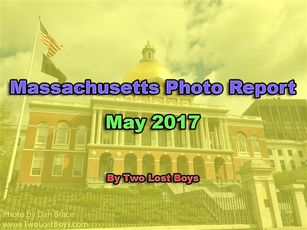 Massachusetts Photo Report, May 2017