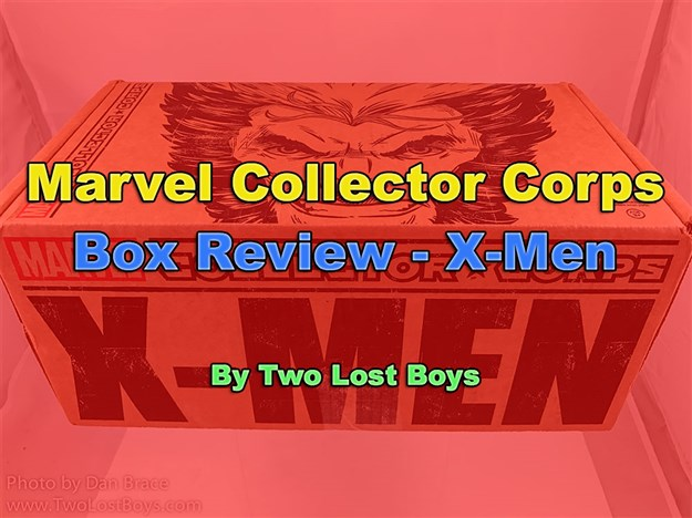 Marvel Collector Corps - X-Men