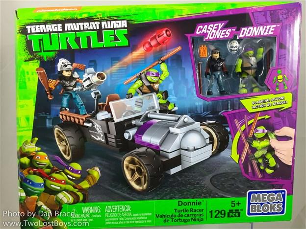 Teenage Mutant Ninja Turtles Mikey Pizzeria Showdown 129 Pièces MEGA BLOKS 8+