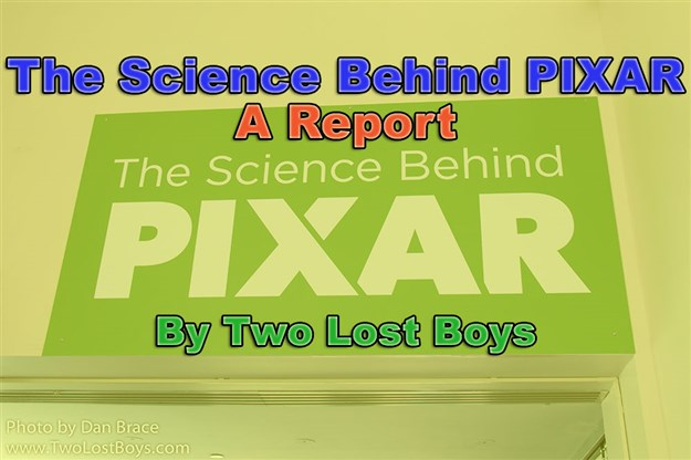 The Science Behind PIXAR, A Report
