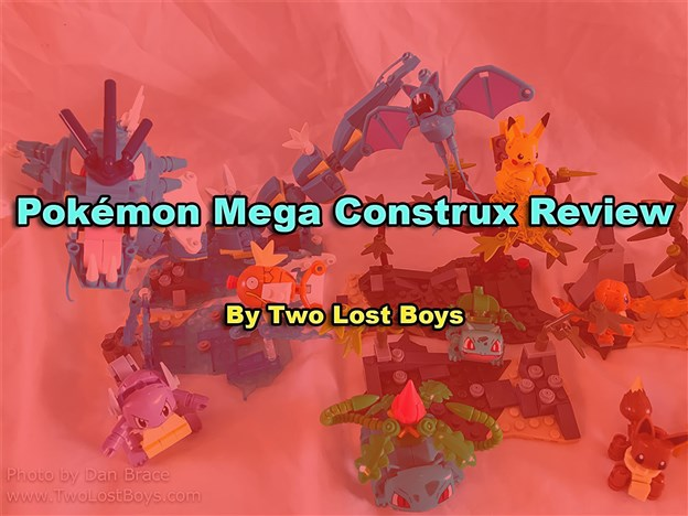 Pokemon Mega Construx Review