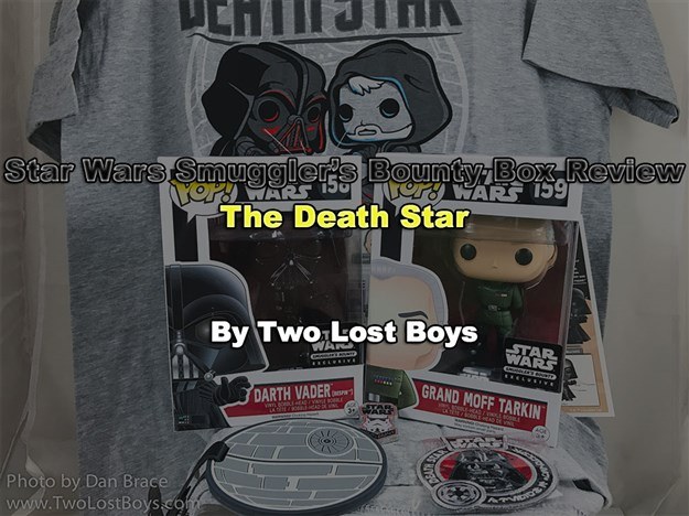 Star Wars Smuggler's Bounty Box Review - The Death Star