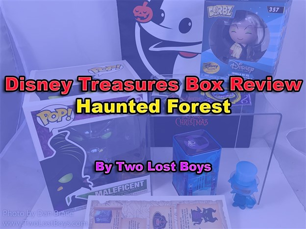 Disney Treasures Box Review - Haunted Forest