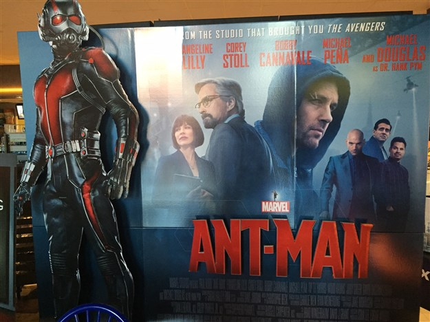 Ant-Man, a short review (and how I got into Marvel)