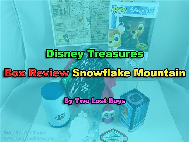 Disney Treasures Box Review - Snowflake Mountain